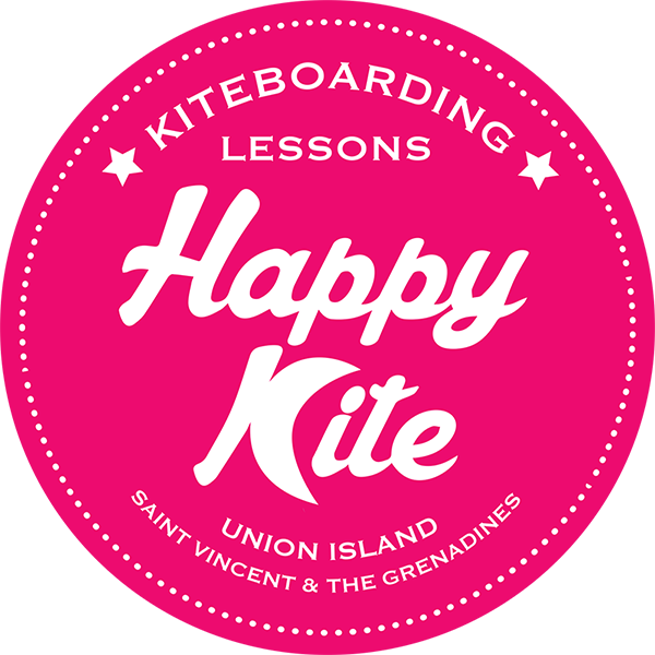 Happy Kite Logo Union Island
